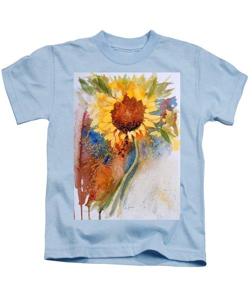 Seeds Of The Sun Kids T-Shirt