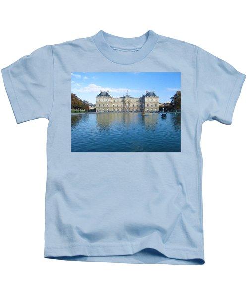 Senat From Jardin Du Luxembourg Kids T-Shirt
