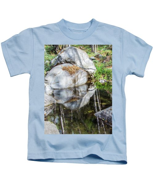 Serene Reflections Kids T-Shirt