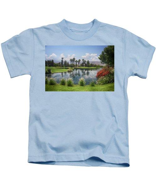 Settling In Kids T-Shirt