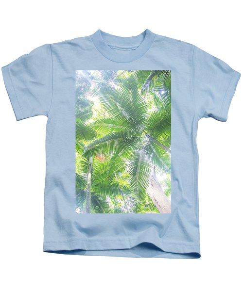 Shade Of Eden  Kids T-Shirt