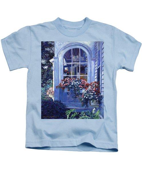 Shady Window Boxes Kids T-Shirt