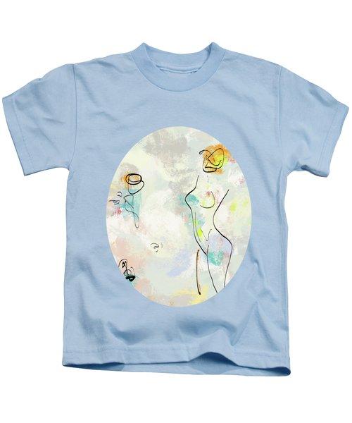 She Was Magic Kids T-Shirt