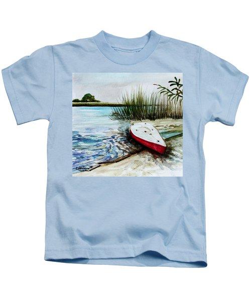 Ship Ahoy Kids T-Shirt