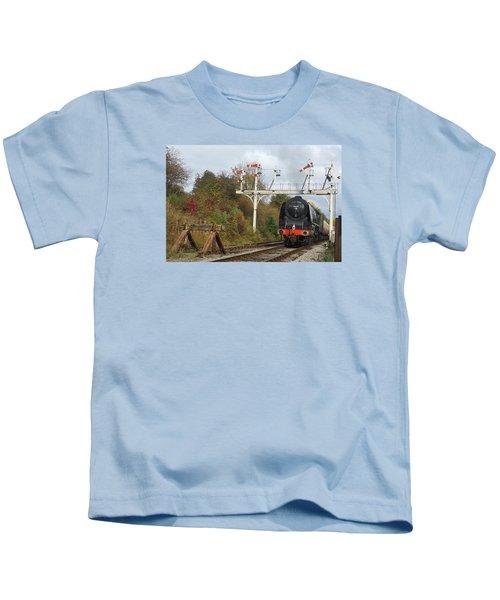 Signaling The Change Kids T-Shirt