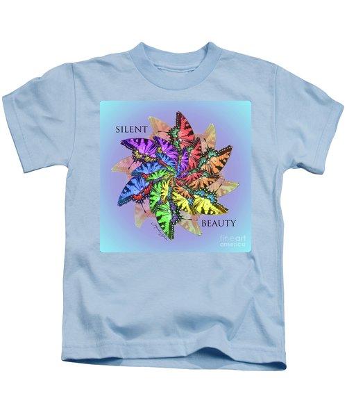 Silent Beauty Kids T-Shirt