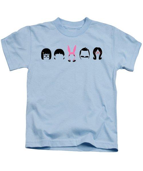 Silhouettes Kids T-Shirt