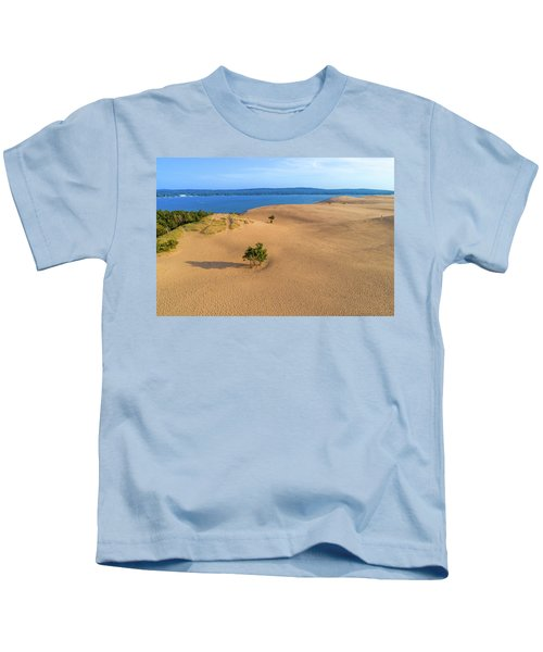 Silver Lake Dunes Kids T-Shirt