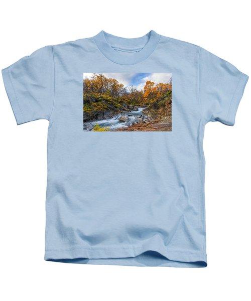 Silverfallet Kids T-Shirt