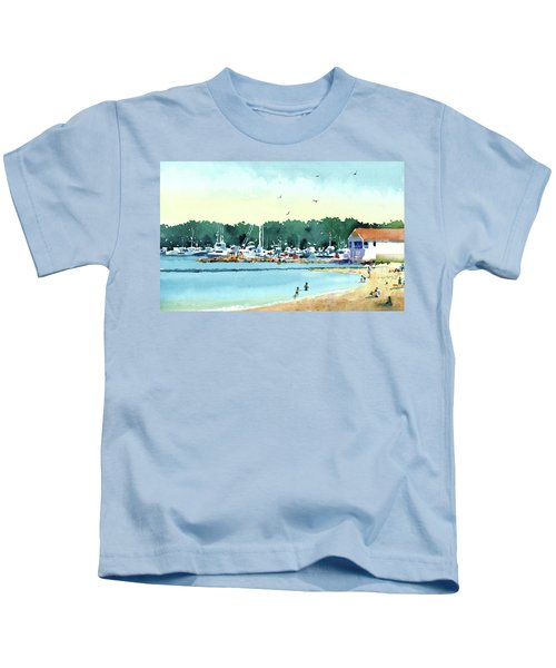 Sister Bay, Door County Kids T-Shirt