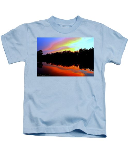 Sky Painting Kids T-Shirt
