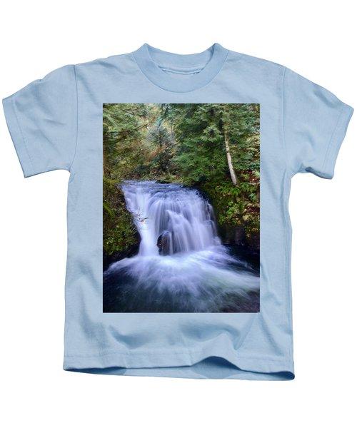 Small Cascade Kids T-Shirt