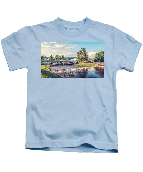 Small Town America Kids T-Shirt