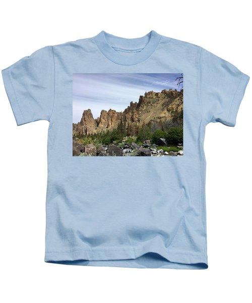Smith Rocks Kids T-Shirt