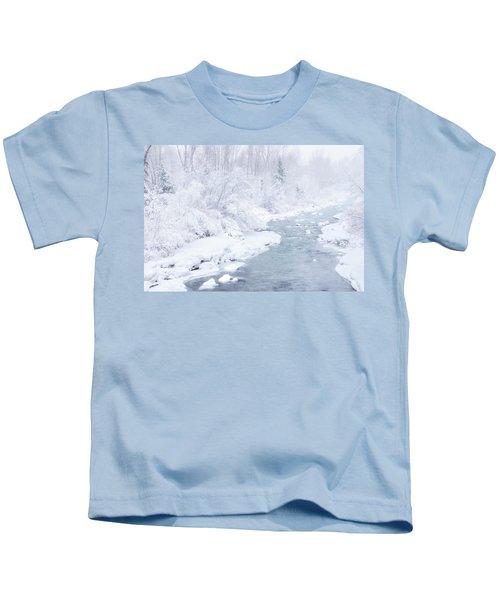 Snowy River Kids T-Shirt