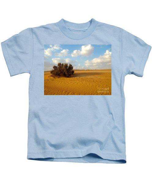 Solitary Shrub Kids T-Shirt