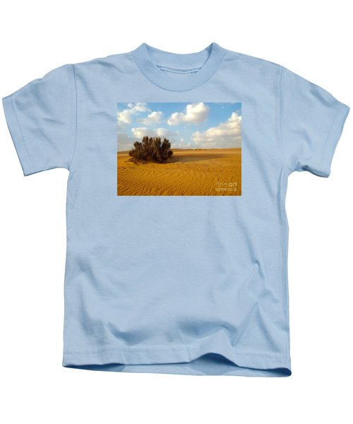 Solitary Shrub Kids T-Shirt