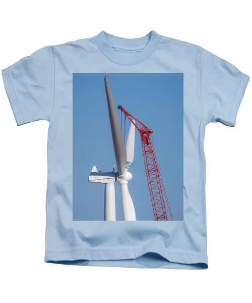 Some Assembly Required Kids T-Shirt