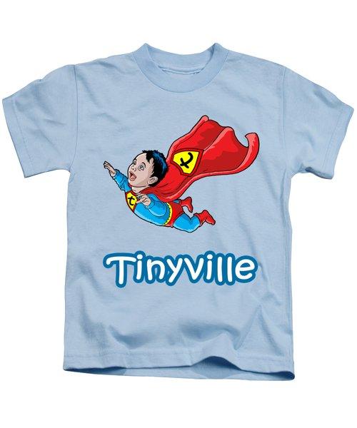 Son Of Superman Kids T-Shirt