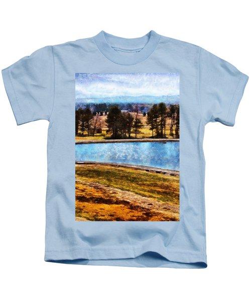 Southern Farmlands Kids T-Shirt