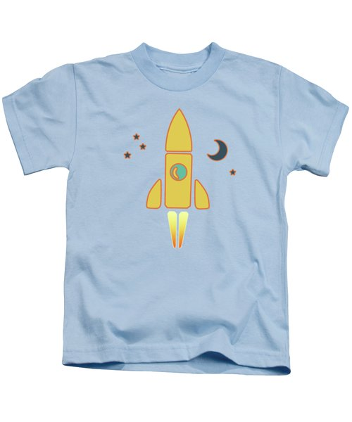 Spaceship Kids T-Shirt