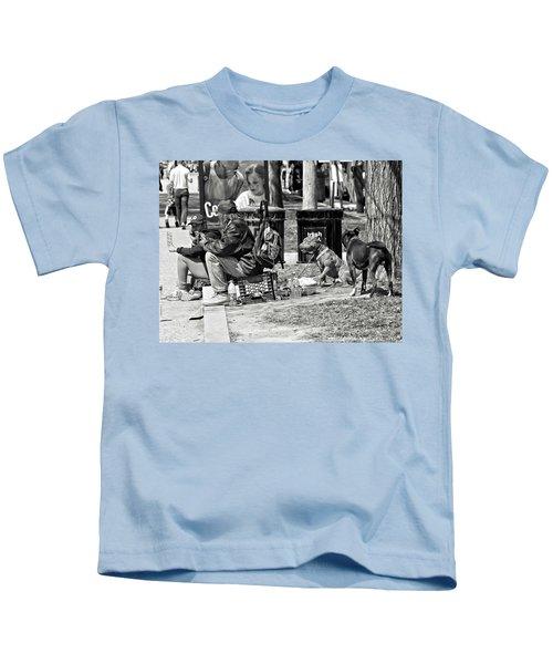 Spare Change Kids T-Shirt
