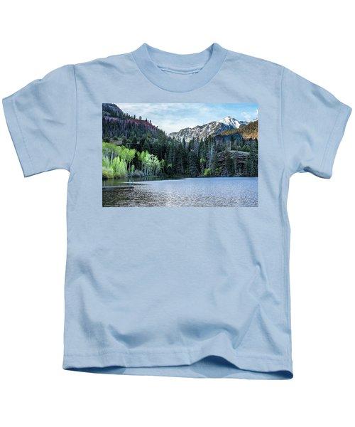 Spring Green Kids T-Shirt