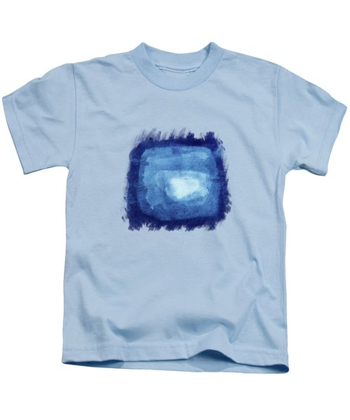 Squaring The Moon Kids T-Shirt by AugenWerk Susann Serfezi