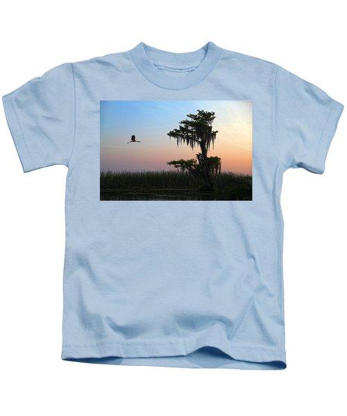 St Augustine Morning Kids T-Shirt
