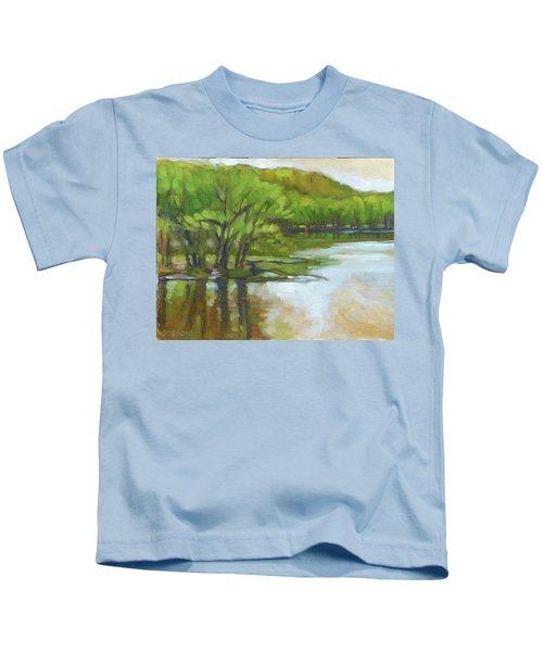 St. Croix, Spring Flood Kids T-Shirt