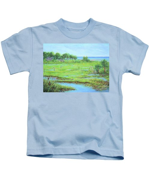 St. Marks Refuge I - Summer Kids T-Shirt