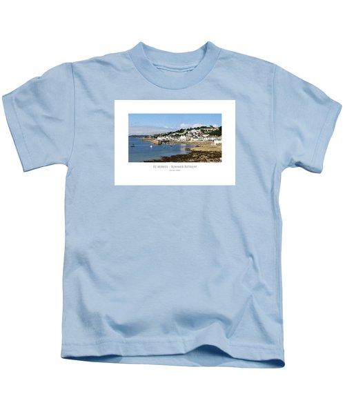 St Mawes - Summer Retreat Kids T-Shirt