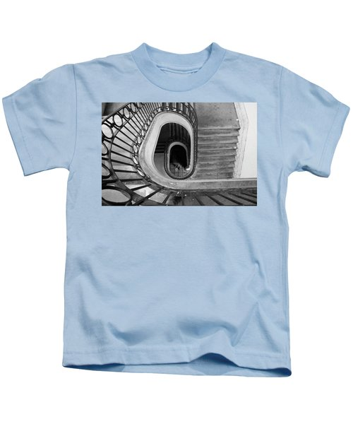 Staircase Spot On  Kids T-Shirt