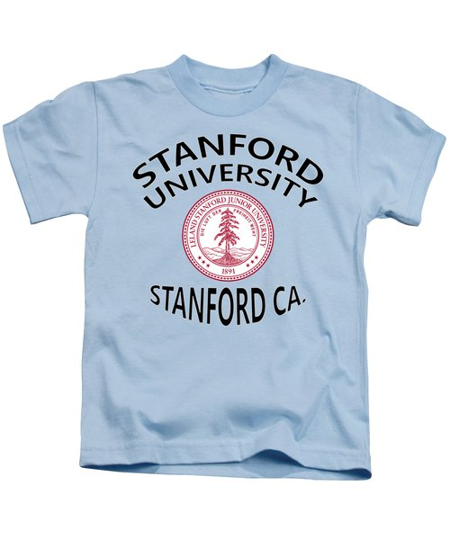 Stanford University Stanford California  Kids T-Shirt