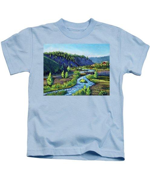 Stanley Creek Kids T-Shirt