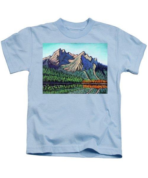 Stanley Lake Kids T-Shirt