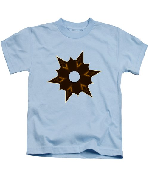 Star Record No. 2 Kids T-Shirt by Stephanie Brock