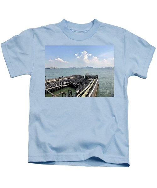 Staten Island  Kids T-Shirt