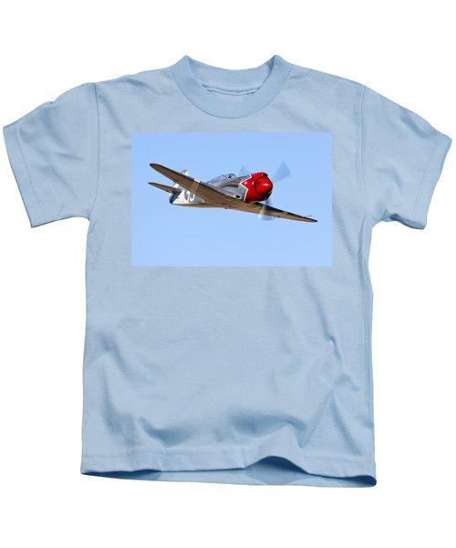 Steadfast In Flight Kids T-Shirt