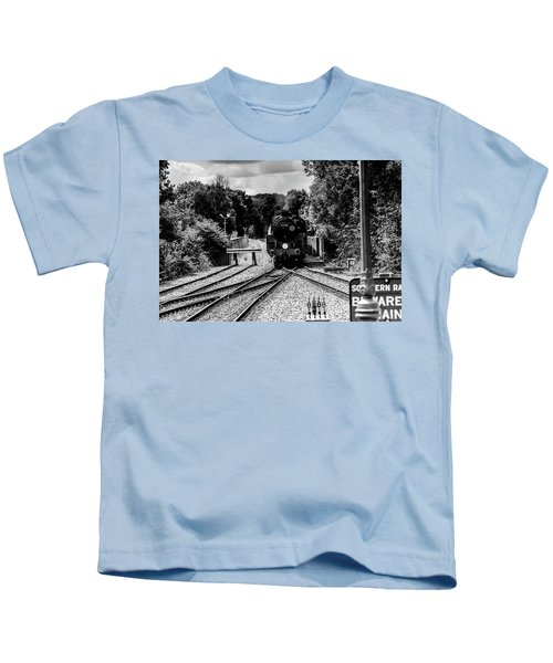 Steam Train Kids T-Shirt