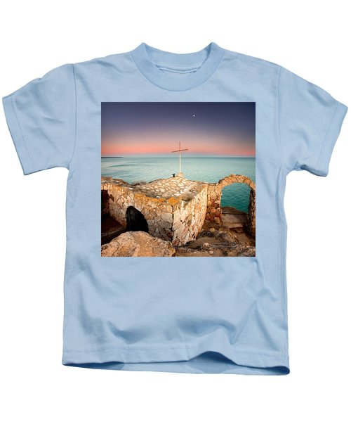 Stone Chapel Kids T-Shirt