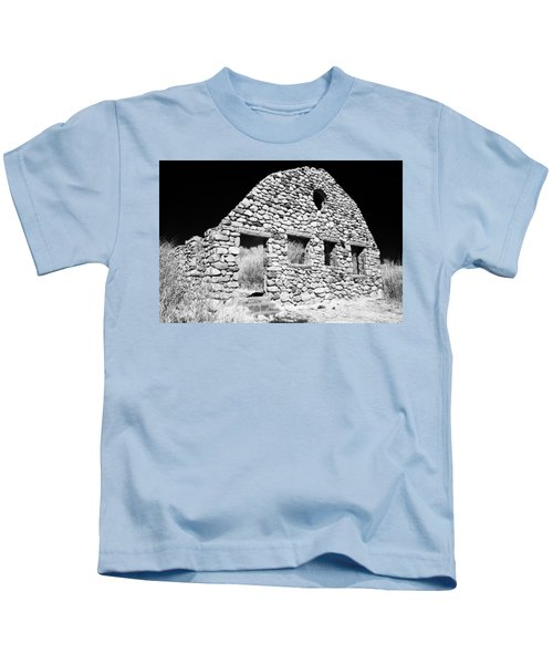 Stone Ruins Kids T-Shirt