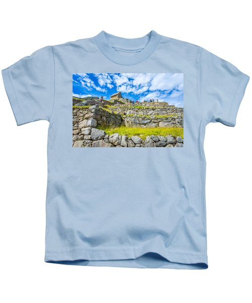 Stone Walls Kids T-Shirt