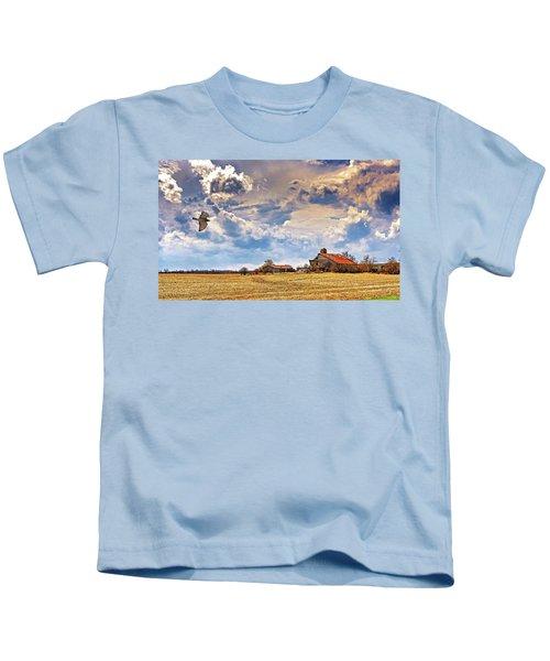 Storm Coming Kids T-Shirt