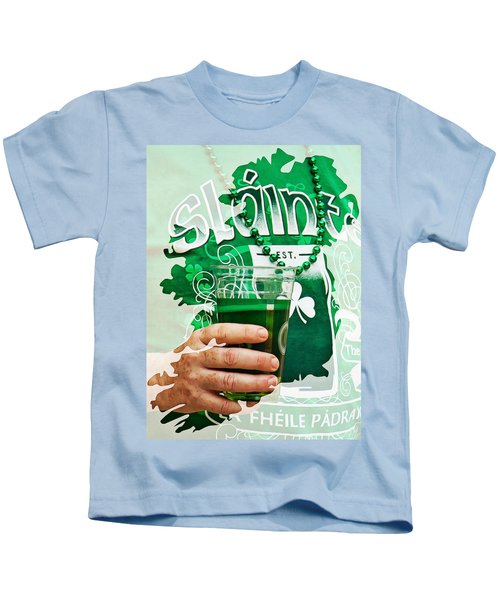 St. Patrick's Day Kids T-Shirt