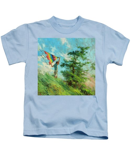 Summer Breeze Kids T-Shirt