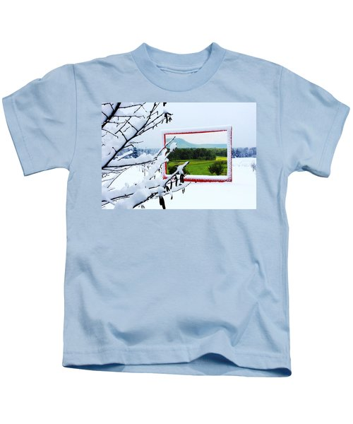 Summer Dreams Kids T-Shirt