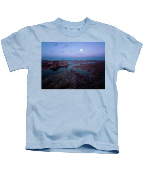 Summer Night Kids T-Shirt