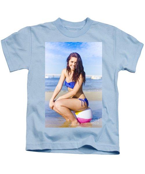 Summer Sport Kids T-Shirt