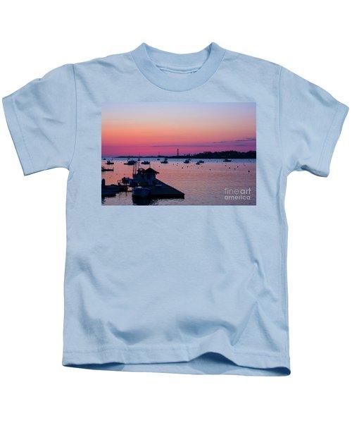 Summer Sunrise Kids T-Shirt